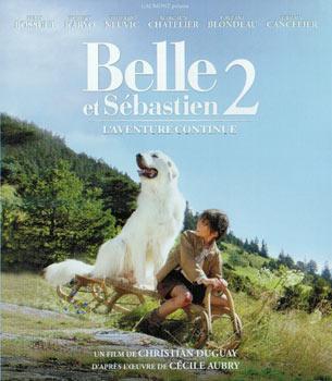 Belle et Sébastien 2, l'Aventure Continue