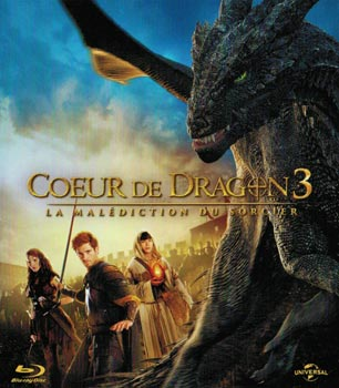 Coeur De Dragon 3 : La Malédiction Du Sorcier
